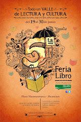 5ta Feria del Libro Huancayo 2013