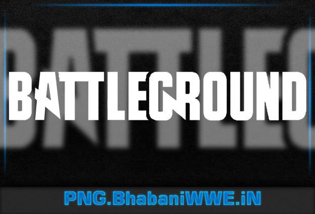 Download WWE Battleground 2013 HQ Official Logo PNG Render