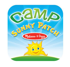 Summer fun with Camp Sunny Patch from Melissa & Doug