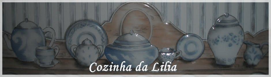 Cozinha da Lilia