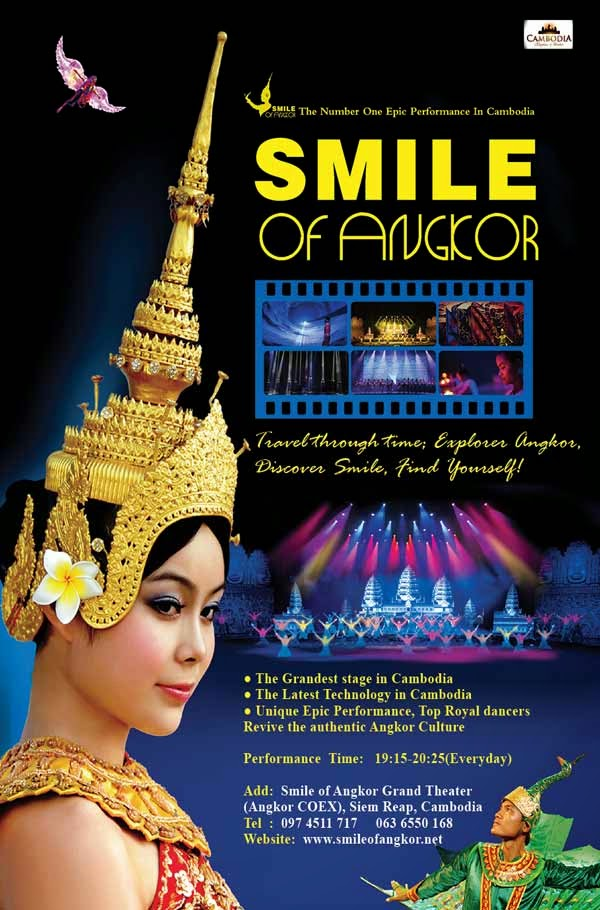 Smile of Angkor