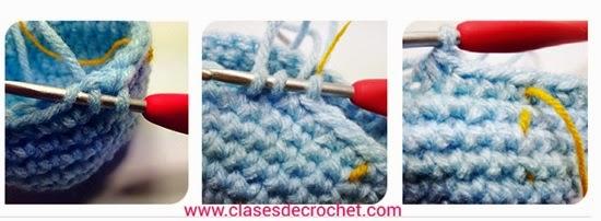 tejido graciela gaudi, patrones gratis crochet