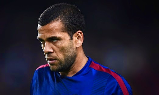 Premier League clubs to fight for Barca star Dani Alves