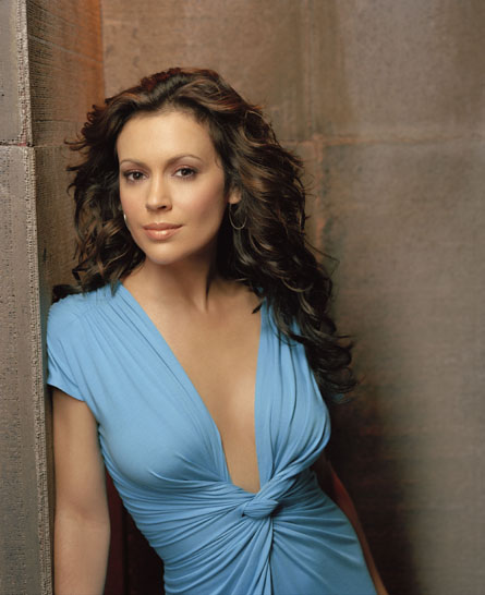 Alyssa Milano. Soon, a grown up Milano came upon her next big big break, ...