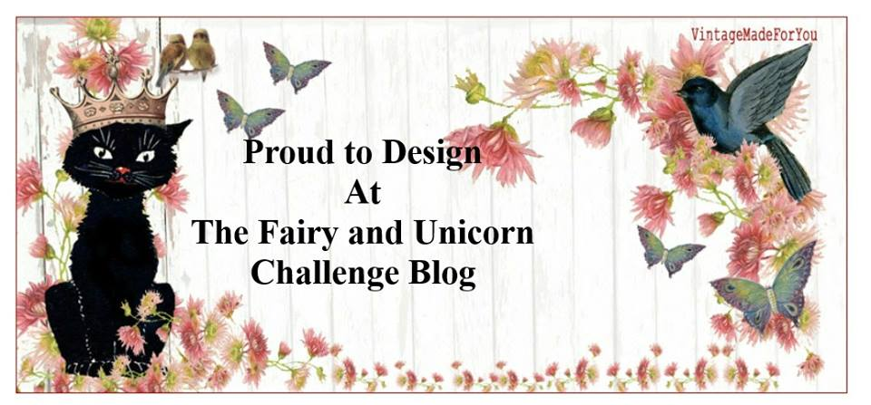 Fairy & Unicorn Challenge Blog