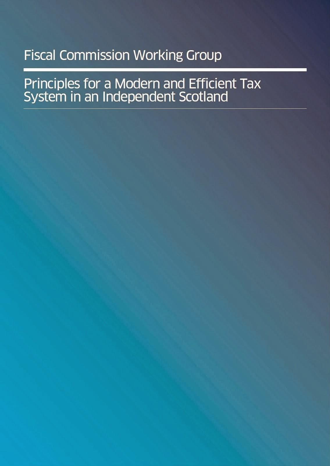 Scottish Tax System