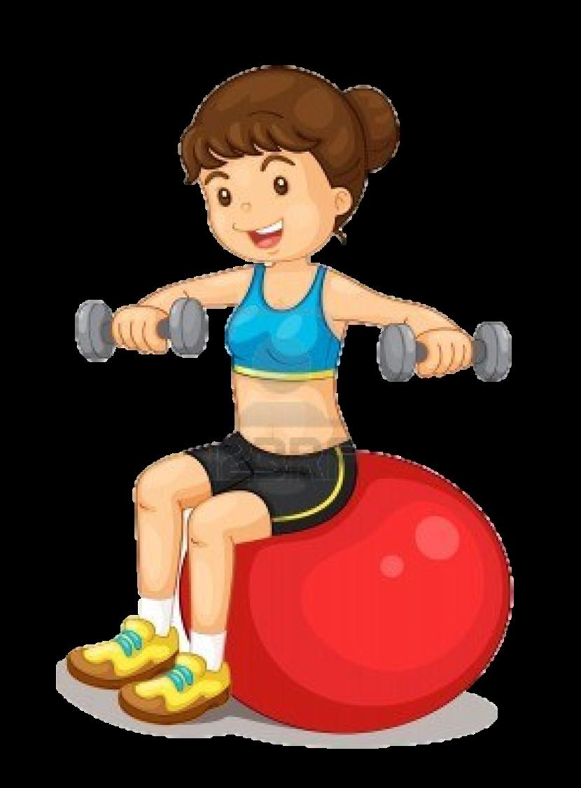 Mama haciendo ejercicio 2 - 5 6