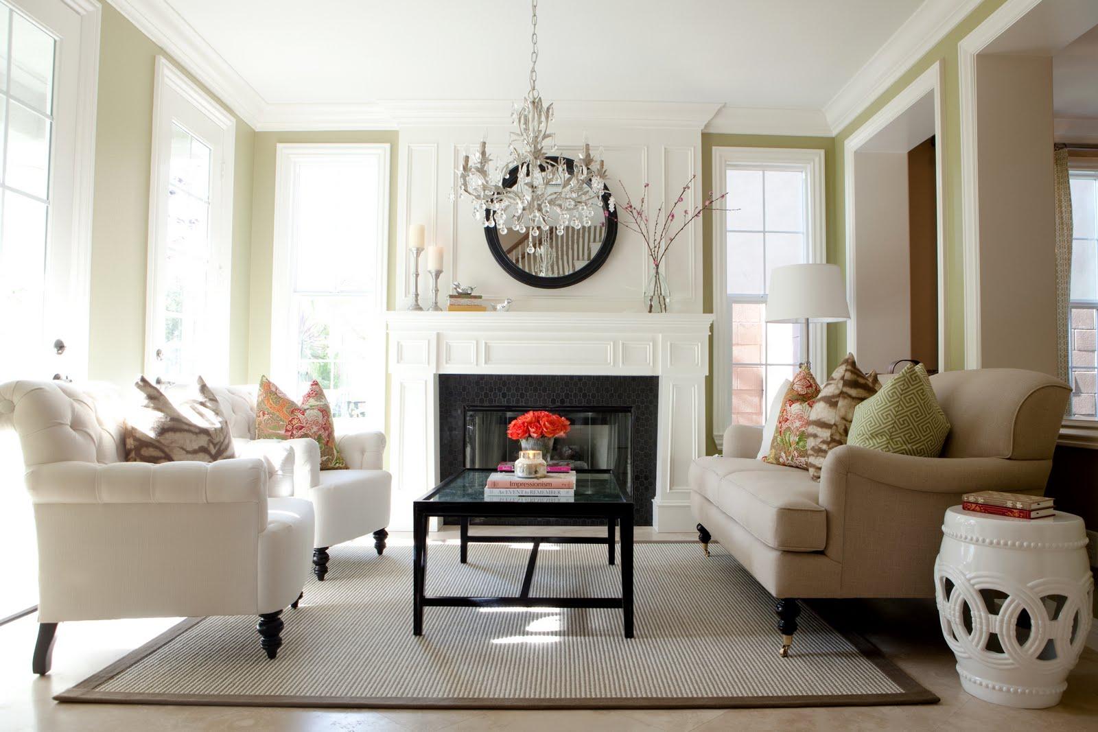 BDG Style: LOVELY LIVING ROOM