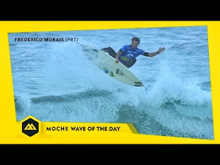 Moche Wave Of The Day - Rd 2 Heats 1-4 - Moche Rip Curl Pro Portugal 2013
