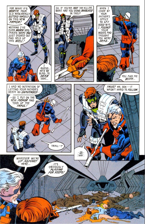 Deathstroke (1991) Annual 2 #2 - English 45
