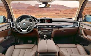 2014 bmw x5 interior