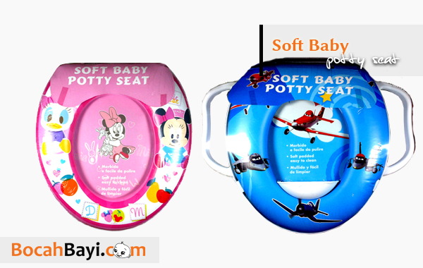 Soft Baby Closet Ring, Potty Seat, toilet training