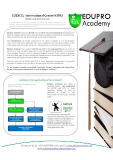 Edupro Academy: Fast Track Degree