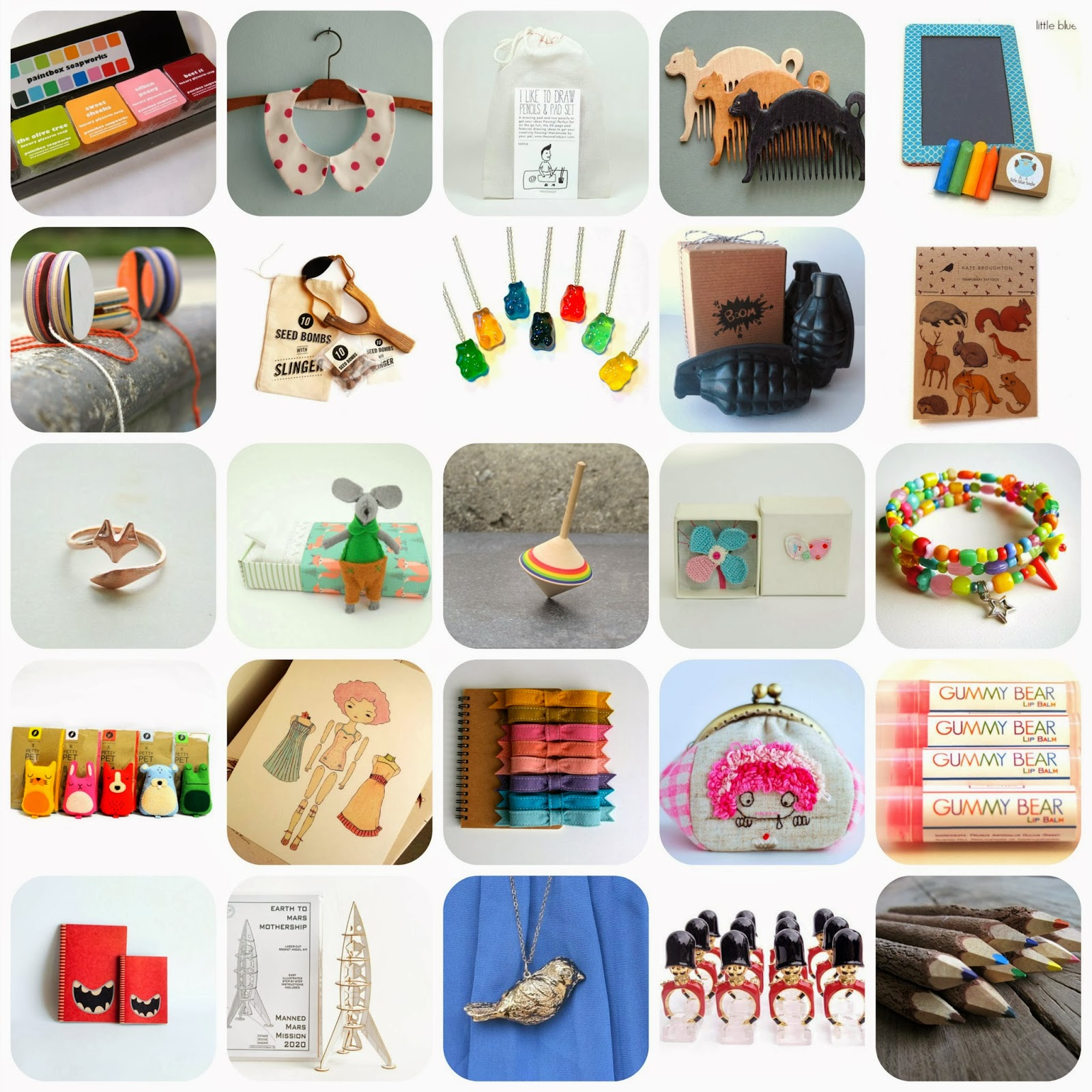 Chez Beeper Bebe 25 Awesome Etsy Stocking Stuffers For