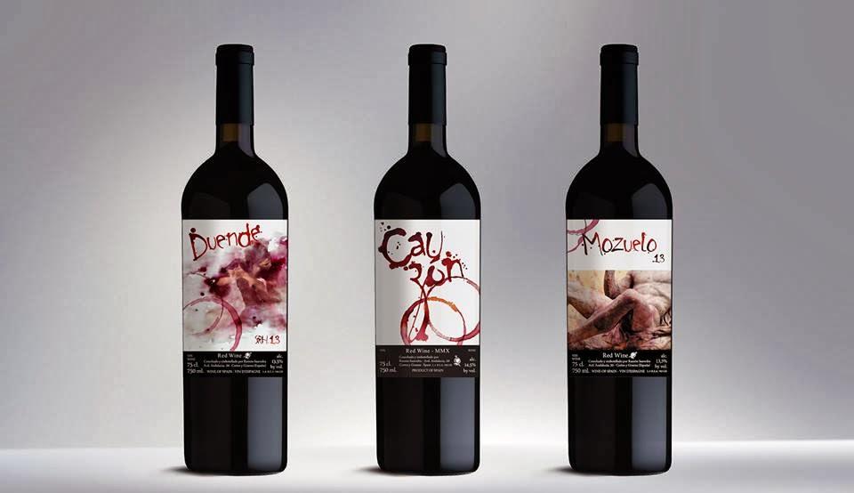 caracteristicas de vinos Cauzón