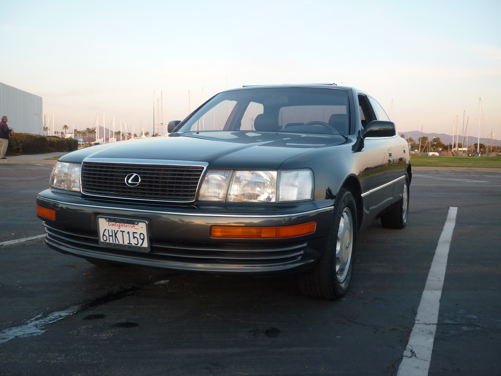 Classic Cars Authority 1993 Lexus LS400 for sale plus bonus