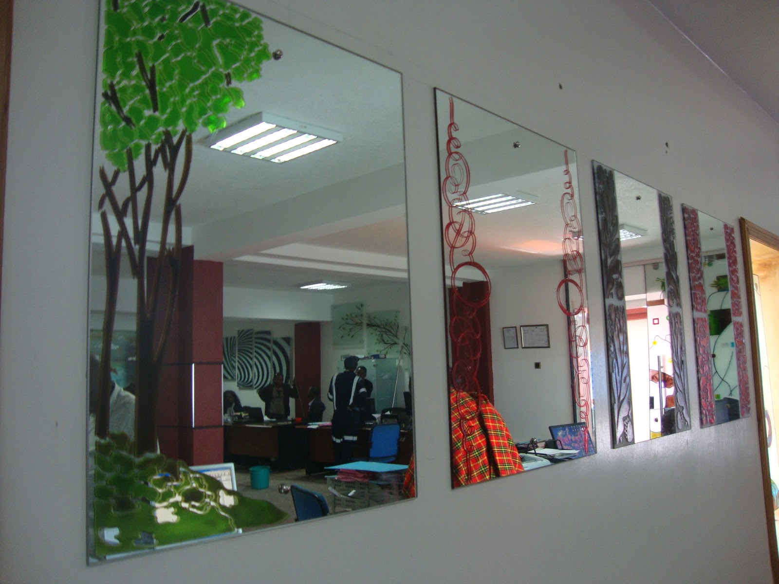 How Do You Like Your Glass And Mirrors Etched Engraved