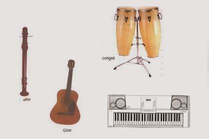Klasifikasi Alat Musik Menurut Curt Suchs dan Hornbostel