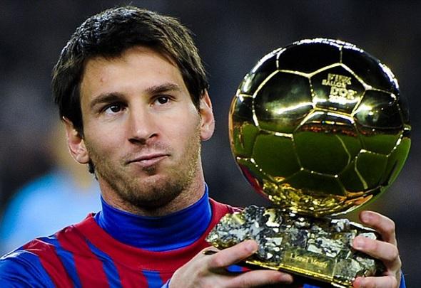 """Lionel Messi, lojtari më i mirë në botë sipas """"Globe Soccer Awards"""""""