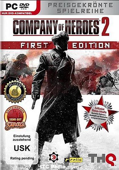 Company of Heroes 2 2013 ENG BETA
