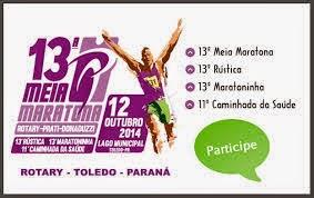 14ª Meia Maratona de Toledo - 11/10/2015