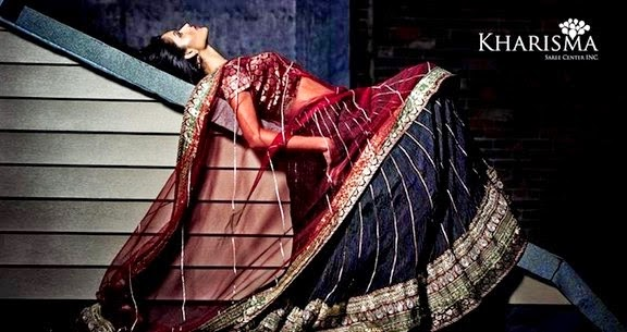Kharisma Indian Lehenga Collection for Girls
