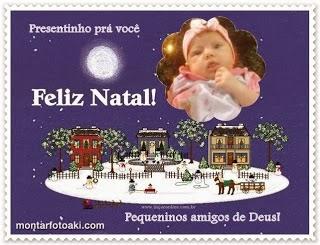 Obrigada, Nal Pontes, pelo carinho do mimo! Jesus abençoe a você e sua família. Beijos na alma.