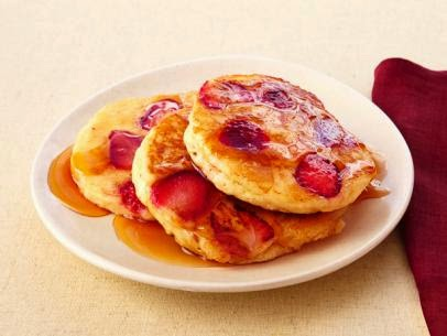 Strawberry Pancake, Healthy Foods For Diet