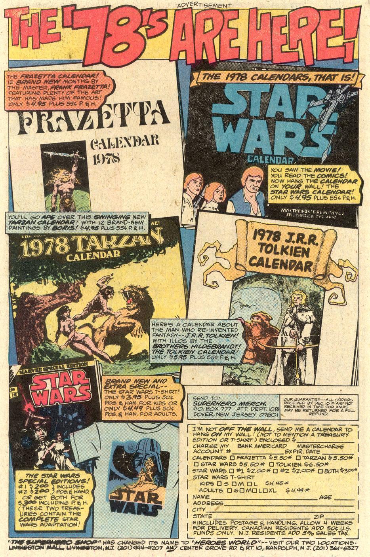 Conan the Barbarian (1970) Issue #82 #94 - English 21