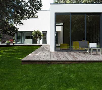 Fotos de terrazas terrazas y jardines dise o de terrazas for Disenos de terrazas pequenas