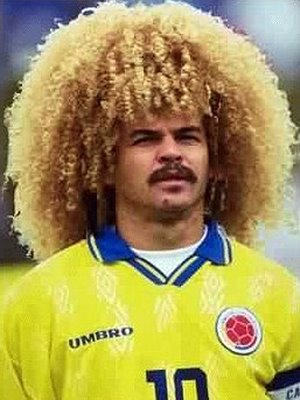 Top 10 Footballers With Wierdest Hairstyles Ever