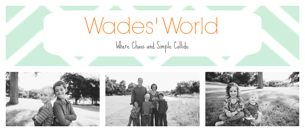 Wades' World