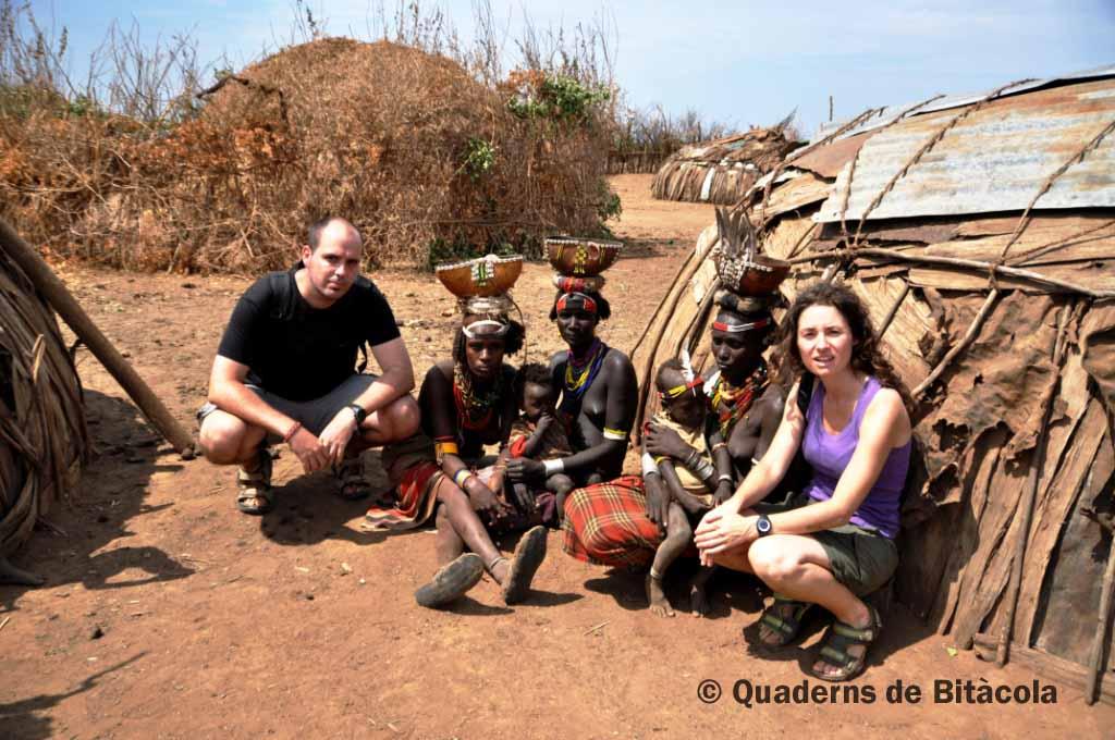 poblado dassaneth, tribu etiopia