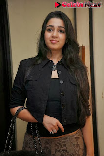 Charmee Kaur Pictures at Gulf Andhra Music Awards 2013 Press Meet ~ Celebs Next