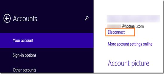 Langkah 4: Di sini, masukkan sandi account Microsoft dan kemudian klik ...