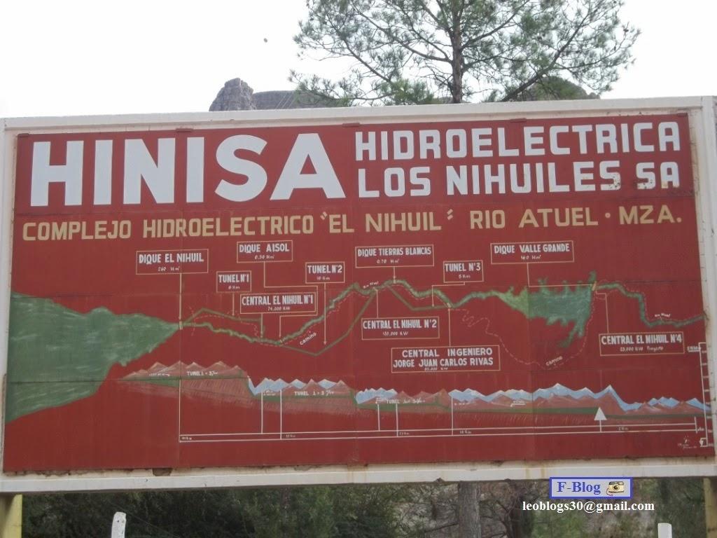 El Nihuil Complejo Hidroeléctrico