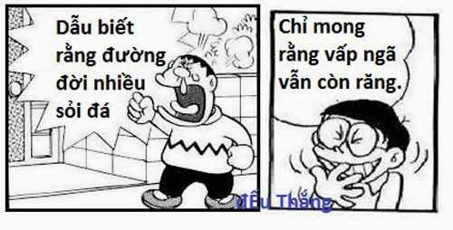 Chế thơ vui của Nobita - Hình 1