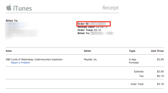 WTS] Apple | In-App-Purchases | Refund Service - MPGH ...