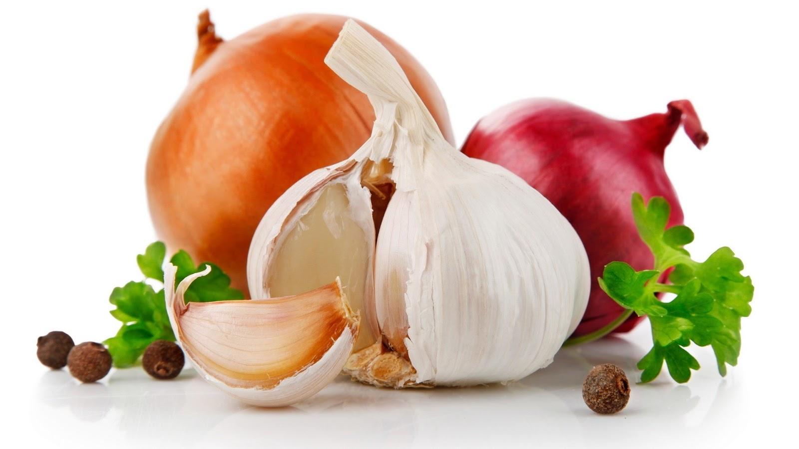 Garlic/Der Knoblauch/чеснок/ail, czyli porozmawiajmy o Czosnku.