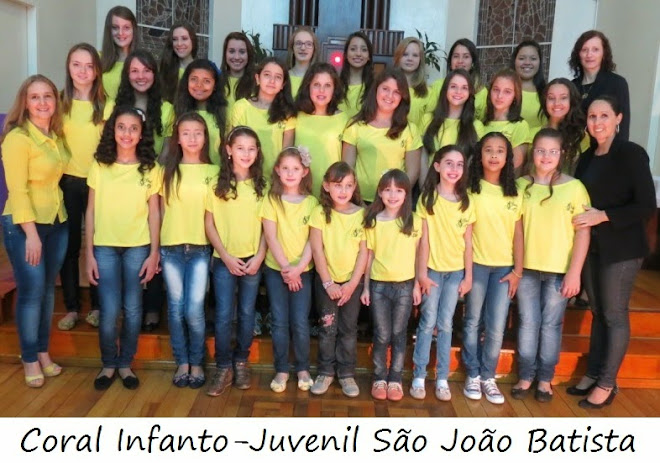 Coral Infanto-Juvenil São João Batista