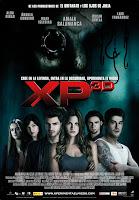 XP3D, con Amaia Salamanca, Úrsula Corberó, Maxi Iglesias y Luis Fernández