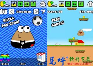Pou APK / APP Download,Pou Android APP Game Download,Pou 我的寵物遊戲下載
