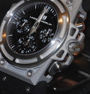 squelettage botier montre Linde Werdelin SpidoSpeed