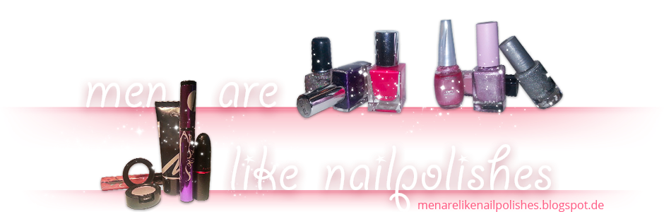 men are like nailpolishes