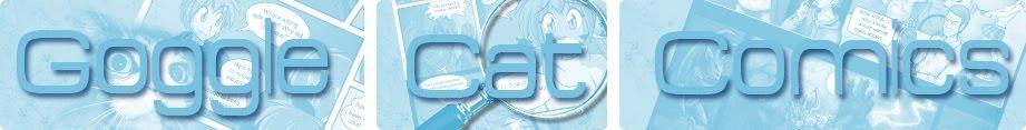 Goggle Cat Comics