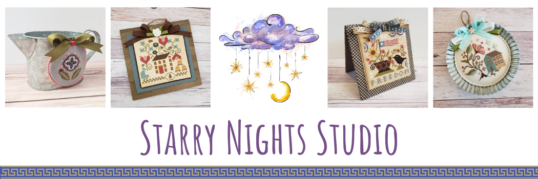 Inside Starry Nights Studio