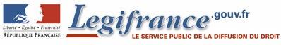 حول النظام القانوني الفرنسي: بعض المعطيات القانونيّة المنشورة عبر موقع Legifrance الإلكتروني