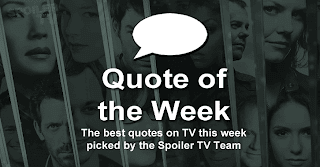 Quote of the Week - Week of April 6