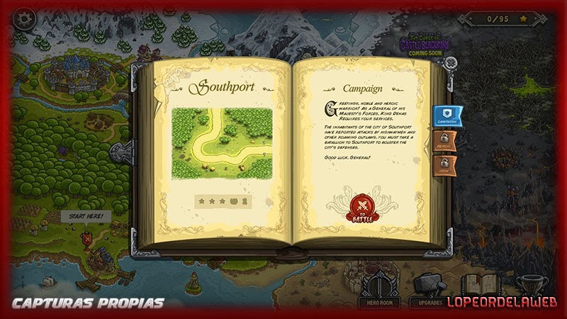 Kingdom Rush Pc - Full - Ingles - [MEGA]
