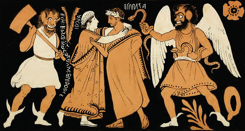comparitive study between euripides alcestis and Discussion of euripides's impact on conventional greek tragedy and, using  examples from alcestis, show how euripides departed from the traditional model  with its  more complex psychological analysis, something whose time had  clearly come  he notes, too, the comparative values of the play and forces us to  question.